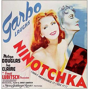 Ninotchka Movie Poster (11 x 17)