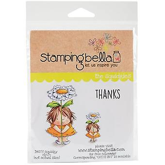 Stamping Bella Squidgy Cling Stamp 6.5
