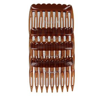 Pack of 4 Hair Fashion Combs Classic Hair Slide 5cms