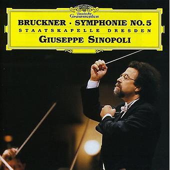 A. Bruckner - Bruckner: Importazione Sinfonia n. 5 [CD] Stati Uniti d'America