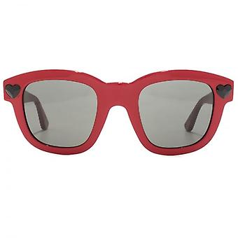Saint Laurent SL 100 Lolita Sunglasses In Red