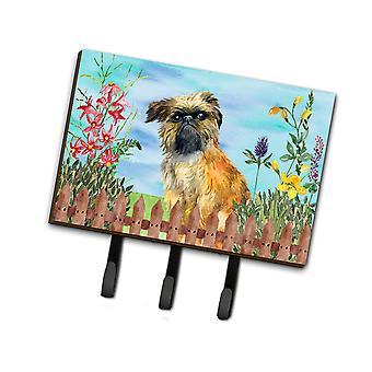 Carolines Treasures  CK1249TH68 Brussels Griffon Spring Leash or Key Holder