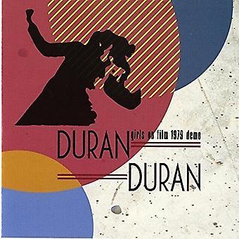 Duran Duran - piger på Film - 1979 Demo [CD] USA importerer
