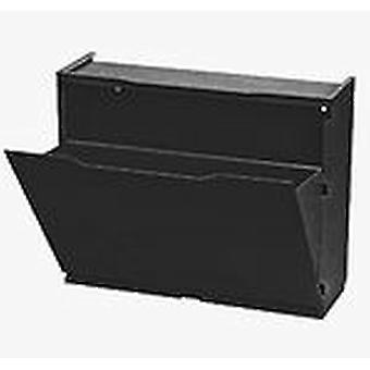 AFT Resin shoe rack 51x17x41 cm black