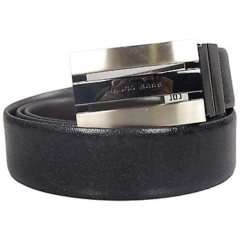 Hugo Boss Black Oseo Black Leather Belt