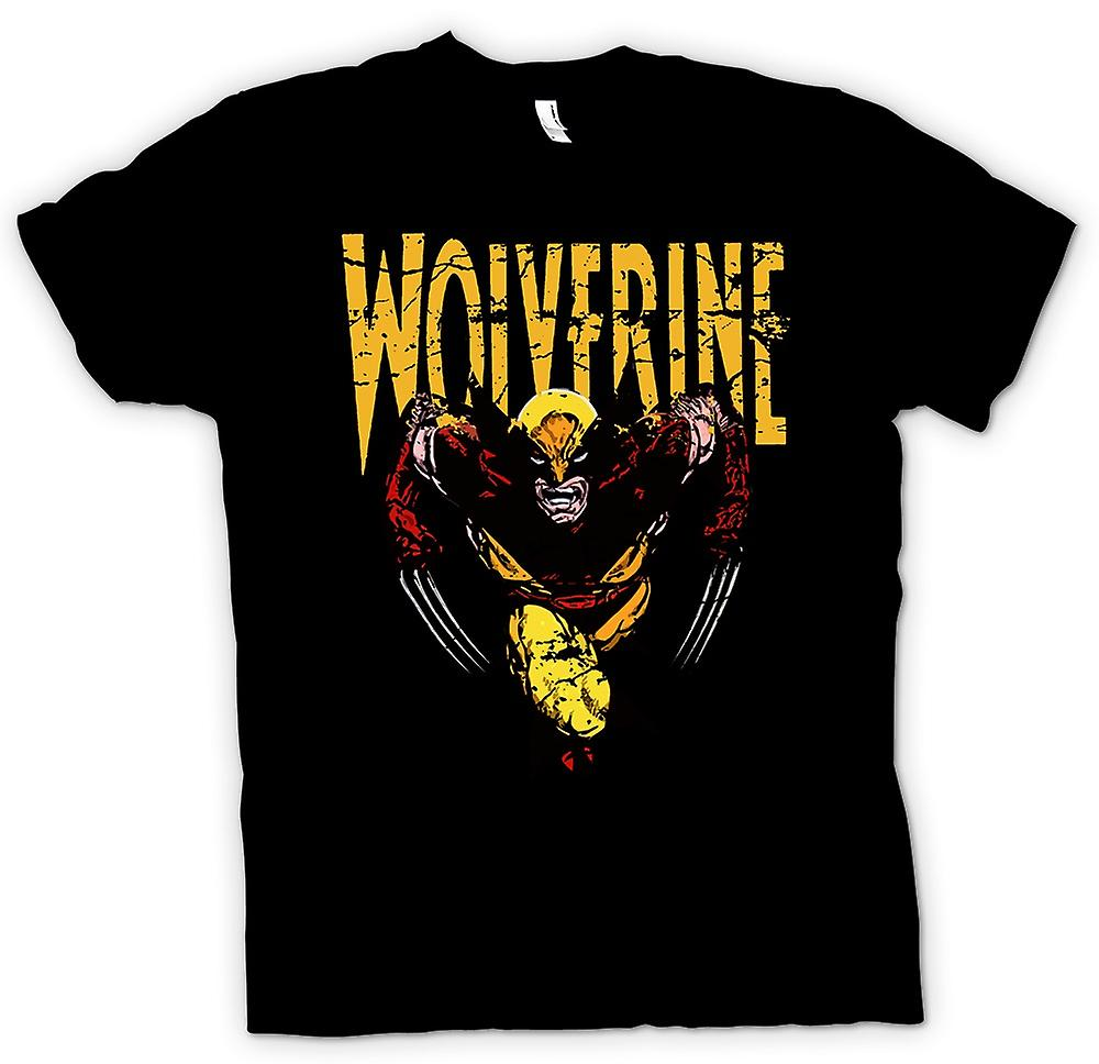 Kids T-shirt - Wolverine - Classic Comic Hero