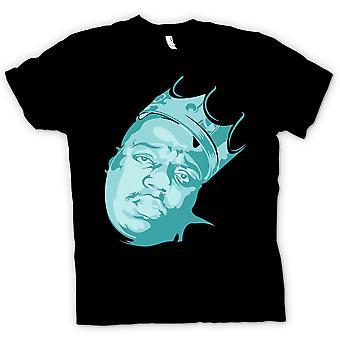 Kids t-skjorte - Biggie Smalls - King