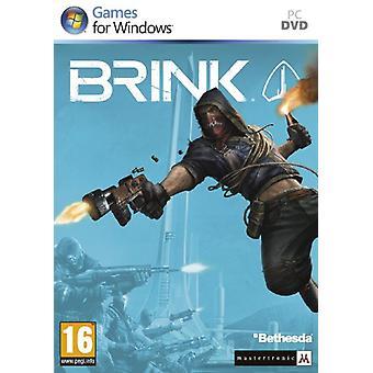 Brink (PC DVD)-fabriks forseglet