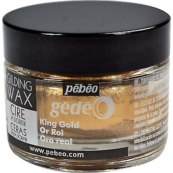 Pébéo Gedeo Vergoldung Wachs 30ml (King Gold)