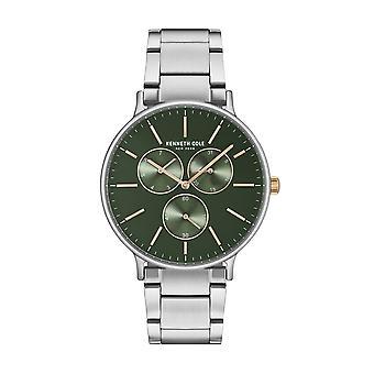 Kenneth Cole New York homme montre montre-bracelet en acier inoxydable KC14946009