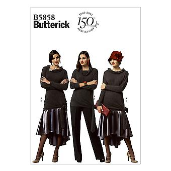 Misses' Top, Skirt and Pants-14-16-18-20-22 -*SEWING PATTERN*