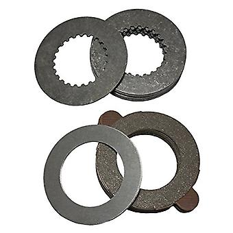 Yukon (YPKD80-PC-T/L) TracLoc Round Design Clutch Set for Dana 80 Differential