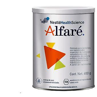 Nestlé Alfare 6 Jars 400 gr (Jeugd , Voederen , Powder milk , Start Melk)