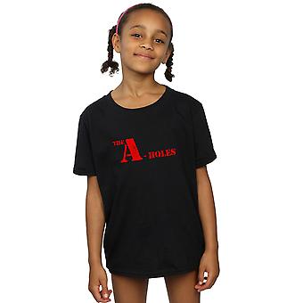 Poopsmoothie Girls The A-Holes T-Shirt