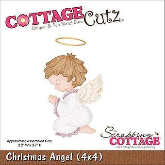 CottageCutz sterven-kerst engel 2.2