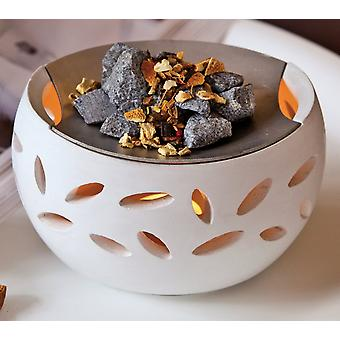 WELLNESS room fragrance vital stove Sauna stones fragrance blend fragrance lamp warmer tea light