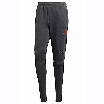 2018-2019 Bayern Munique Adidas especial sazonal calça (cinza escuro)