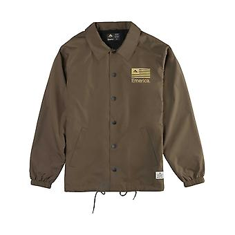 Emerica Dark Brown Darkness Jacket