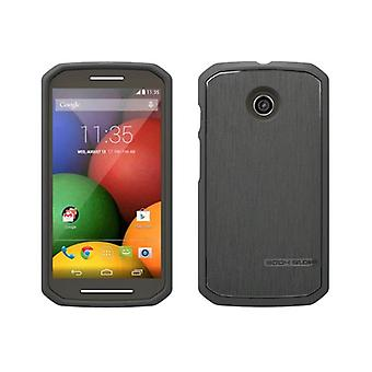 Body Glove Satin Case for Motorola Moto E - Charcoal