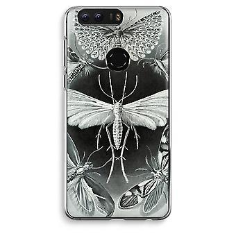 Honor 8 Transparent Case (Soft) - Haeckel Tineida