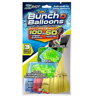 Zuru Bunch O Balloons Pack of 3