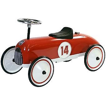 Retro-Roller Formula 1 Schleife Auto Johan