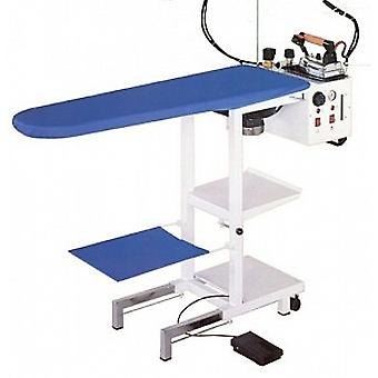 C5 Vacuum and Heated Ironing Table with Built-in Snail 5-litre Boiler for Professional Use