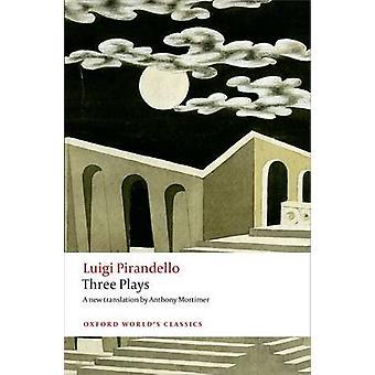 يلعب ثلاثة-ستة أحرف بحثاً عن مؤلف-هنري الرابع-M