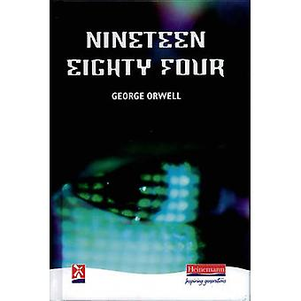 Nineteen Eighty-four by George Orwell - 9780435123574 Book