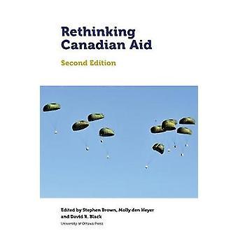 Repenser l'aide canadienne par Stephen Brown - Molly den Heyer - David R.