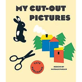 My Cut-Out Pictures by Nathalie Parain - 9781849762588 Book