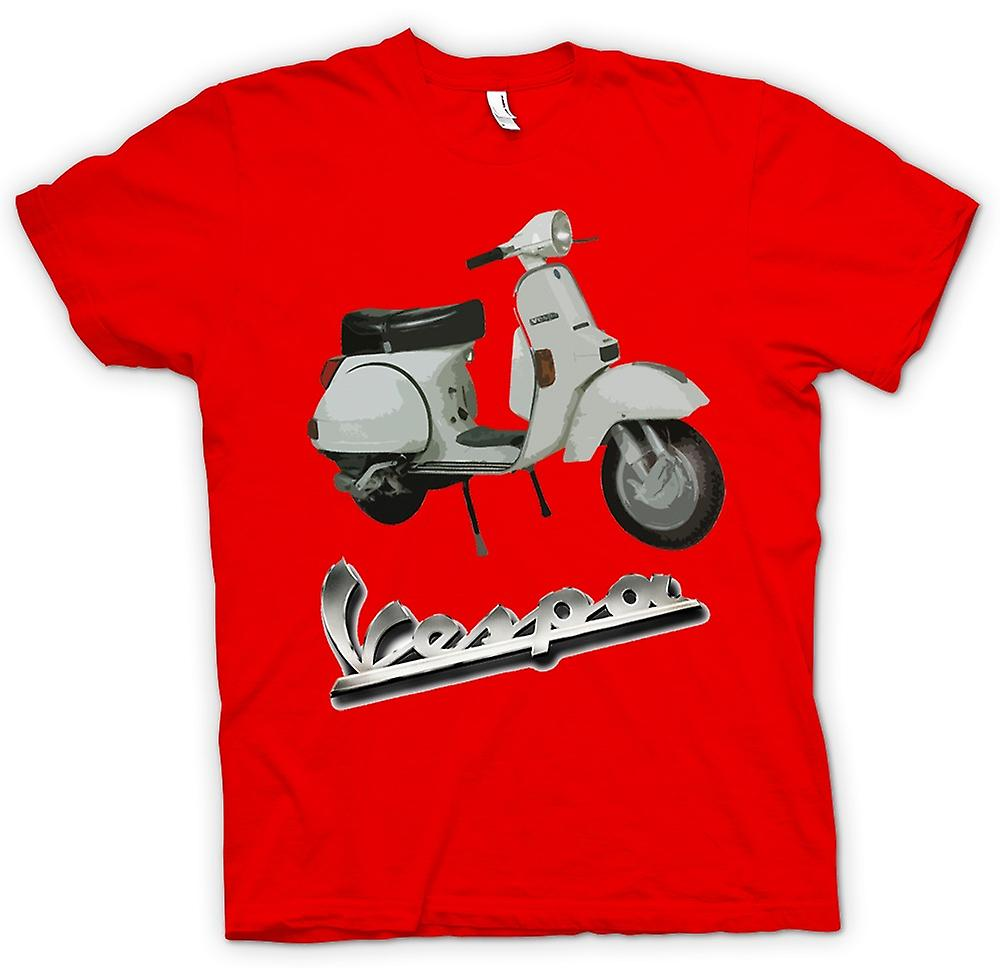Mens T-shirt - Vespa PX 200 - Classic Scooter