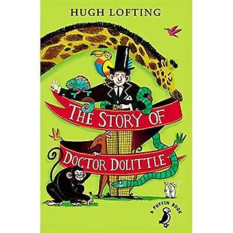 A história do Doutor Dolittle (um livro Puffin)
