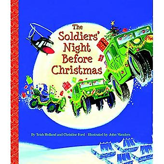 Soldier's Night Before Christmas (Big Little Golden Books)