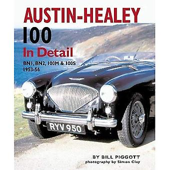Austin Healey 100 In Detail: BN1,BN2,100M and 100S,1953-56 (In Detail)