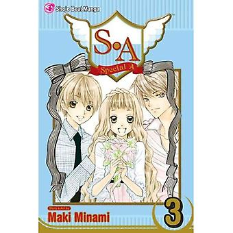 S.A. 3 (S.A. (Special Agent) Graphic Novels)