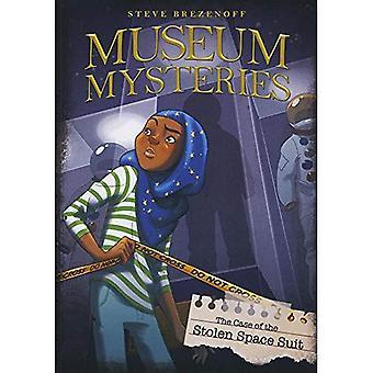 Het geval van het gestolen ruimtepak (Museum Mysteries)