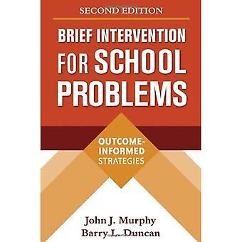 Korte interventie voor School problemen, Second Edition: resultaat geïnformeerde strategieën