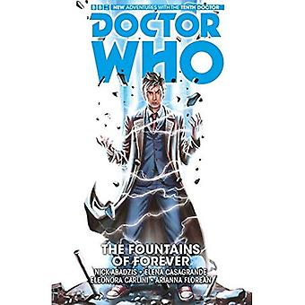Doctor Who : The Tenth Doctor Vol. 3