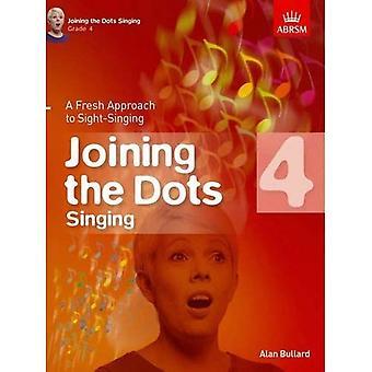 Forbinder prikker sang, Grade 4: en frisk tilgang til syne-sang (sammenføjning prikker (ABRSM))