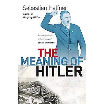Innebörden av Hitler (Phoenix Giants)