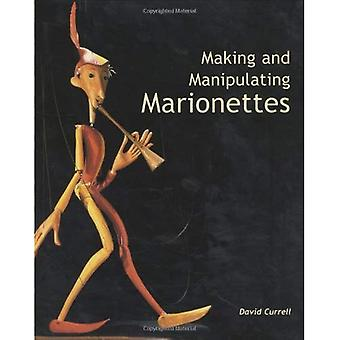 Fazendo e manipulando marionetes