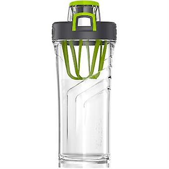 Clear 710ml Thermos Brand Shaker Bottle
