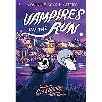 Vampires on the Run: A Quinnie Boyd Mystery