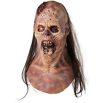 Maddike Buffet maske til Halloween