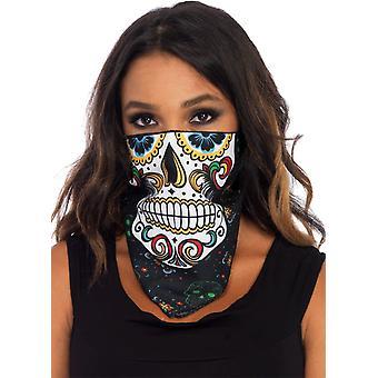 Sugar Skull Bandana