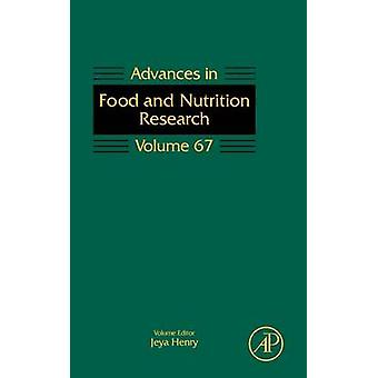 Advances in Food and Nutrition Research door Taylor & Steve