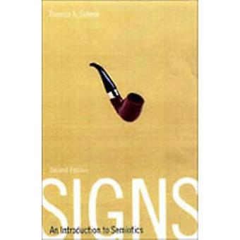 Eine Einführung in die Semiotik von Sebeok & Thomas A. unterzeichnet