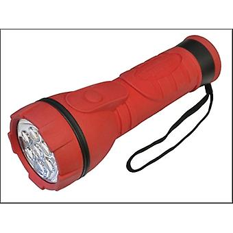 Lighthouse Rubber Torch 7 Led 2d