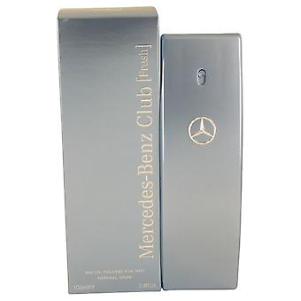 Mercedes Benz Club Fresh by Mercedes Benz Eau De Toilette Spray 3.4 oz / 100 ml (Men)